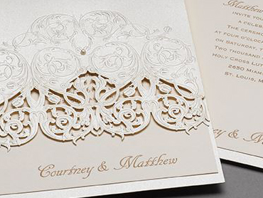 Look through our great selection of pre-designed invitations for quick solutions to your event's needs! 