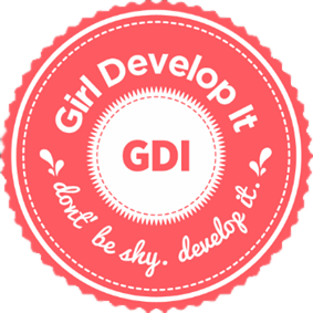 Logo for Girls Develop It